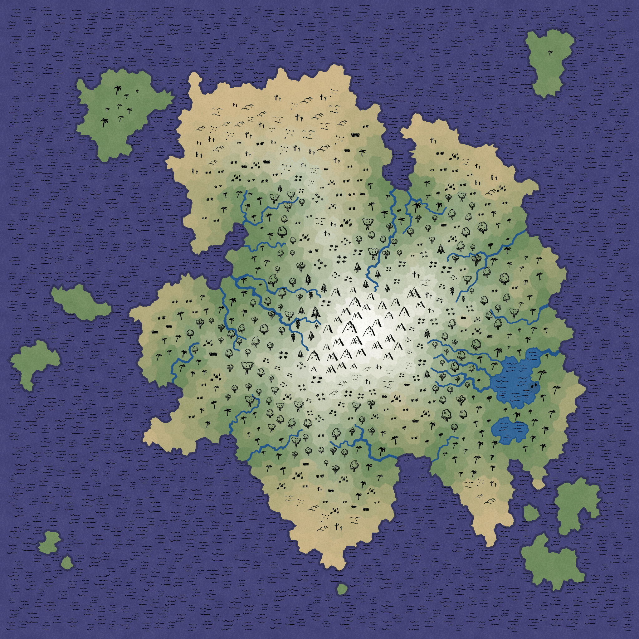 Polygon map generation demo newer version of this project gumiabroncs Image collections