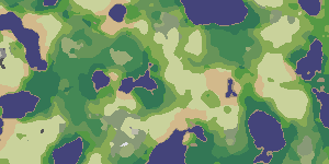 Making maps with noise functions its cool that noise can be used to place trees but other algorithms such as poisson discs wang tiles or graphics dithering are often more efficient gumiabroncs Choice Image