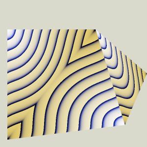 Terrain shader experiments